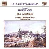 Hofmann : Cinq Symphonies