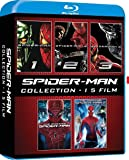 Spider-Man Collection (5 Blu-Ray) [Import italien]