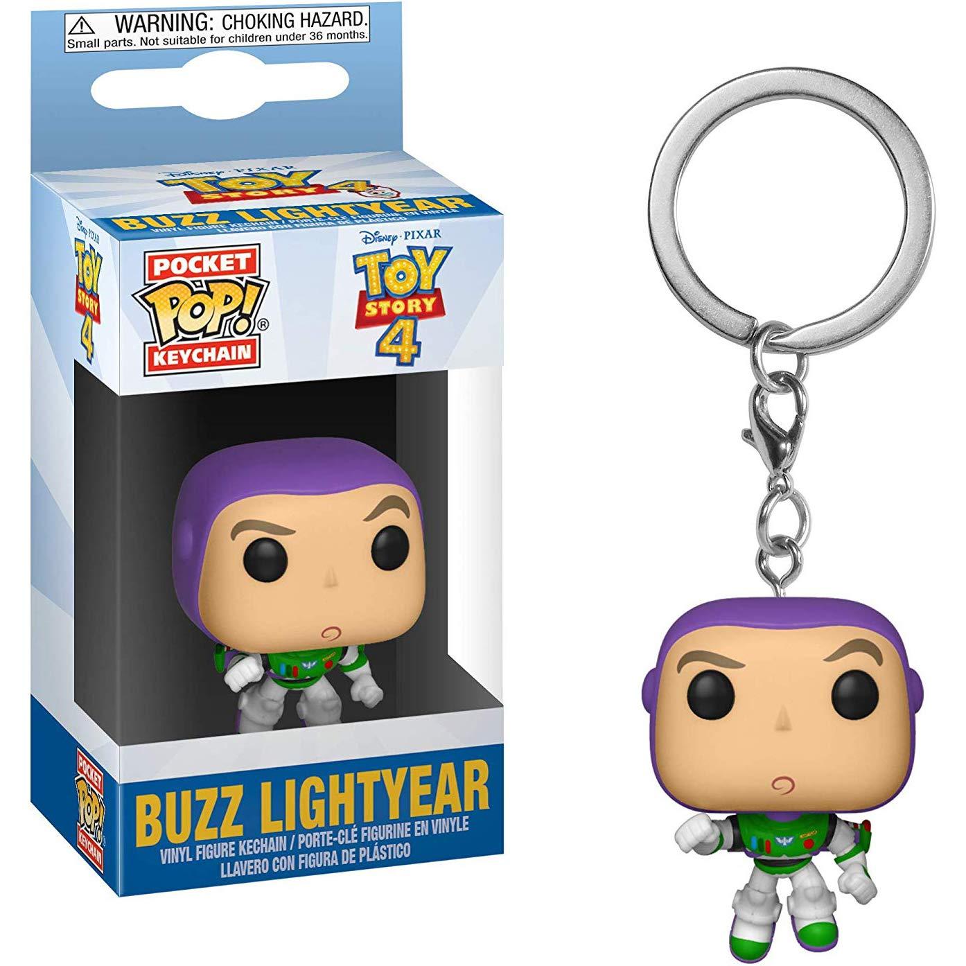 Amazon.com: Buzz Lightyear: Funko Pocket POP! Mini-Figural ...