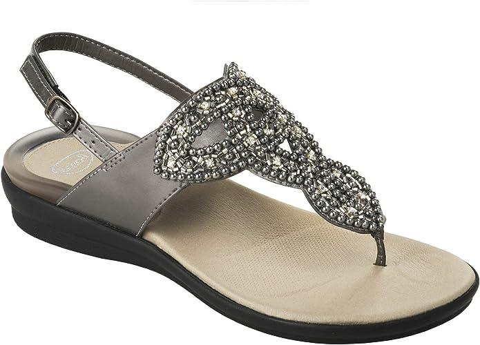 Scholl Sandalen mit riemen Marillie