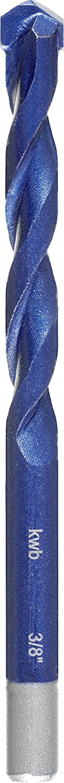 kwb Dachziegelbohrer /Ø 5,0 mm 051350 Wolfram-Titan-Hartmetallspitze, f/ür Feinsteinfliesen oder Ziegel