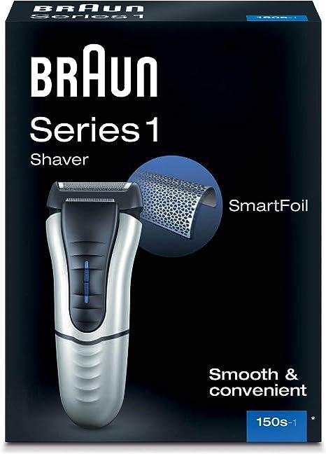 Braun 150S Afeitadora free control recargable: Amazon.es: Salud y ...