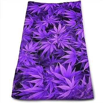 Hnmtown bath towels Toalla de Playa, Toalla de Mano de Microfibra, Toalla de Mano de Marihuana ...