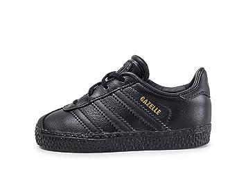 sports shoes dcfe5 f7088 adidas Gazelle I – Chaussures deportivaspara Enfants, Noir –  (NegbasNegbasNegbas