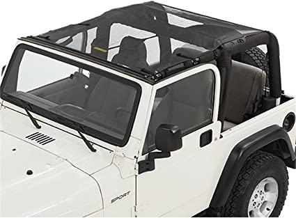 1976-1995 Jeep Wrangler /& CJ7 Soft Top and Bikini Windshield Channel