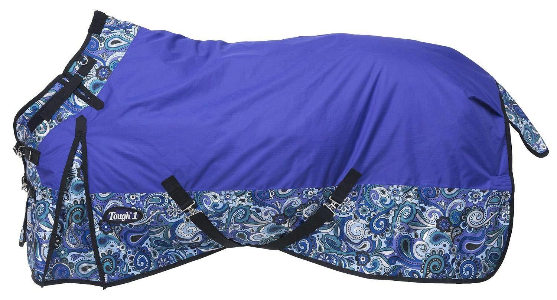 Tough 1 1200D Snuggit Paisley Shimmer Blanket 69 by Tough 1