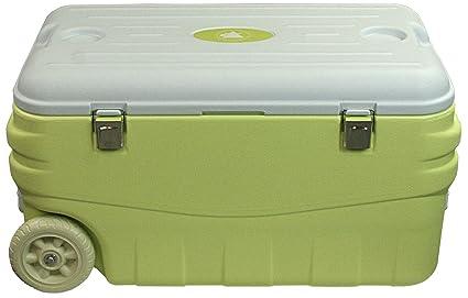 Kühlbox Fridgo 10L passive Thermobox PU Kühlbehälter Isolierbox große Kühltasche