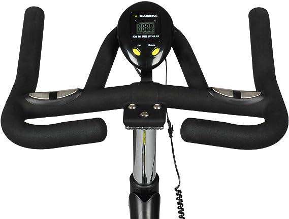 Diadora Racer Fit Bike, Unisex adulto, Negro: Amazon.es: Deportes y aire libre
