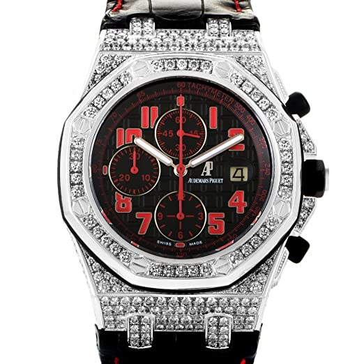 Audemars Piguet Audemars Piguet automatic-self-wind Mens Reloj 26191bc. ZZ. D002CR. 01 (Certificado) de segunda mano: Audemars Piguet: Amazon.es: Relojes