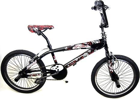 Ciclosport Bicicleta BMX de Acero x-marr niño/niña 20 – Color ...