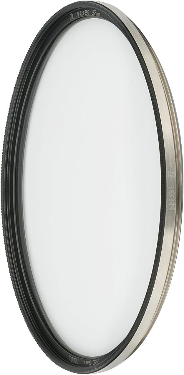 NiSi Titanium Alloy Frame Pro Nano UV Cut 395 82mm