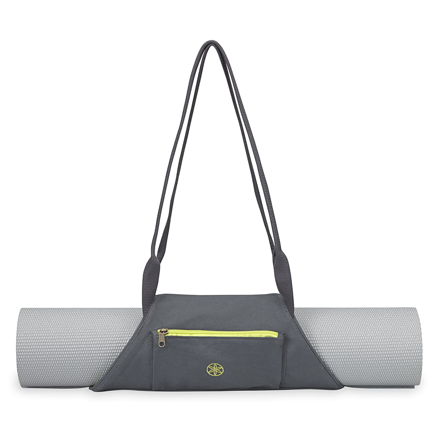 b4fa13c470 Amazon.com   Gaiam On-The-Go Yoga Mat Carrier