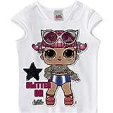 Blusa Lol surprise com glitter, Malwee Kids, Meninas