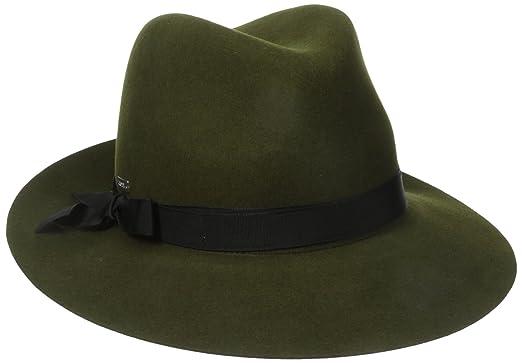 Coal Women s The Hazel Crushable Wool Felt Brim Hat  Amazon.co.uk  Clothing 8970f8878e