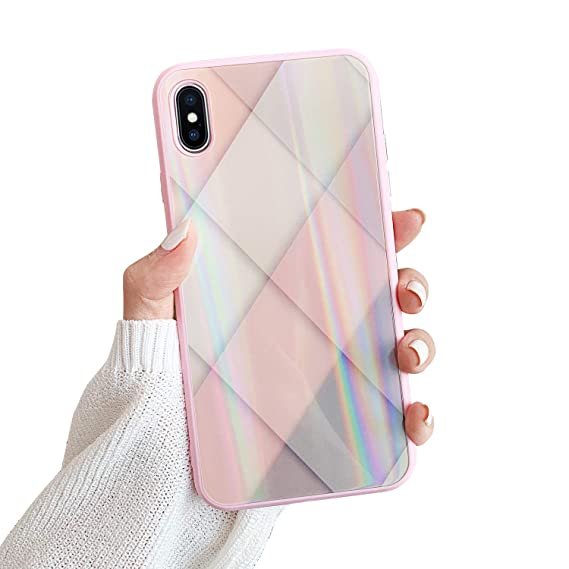 Amazon.com: GYZCYQ 9H - Carcasa para iPhone X (cristal ...