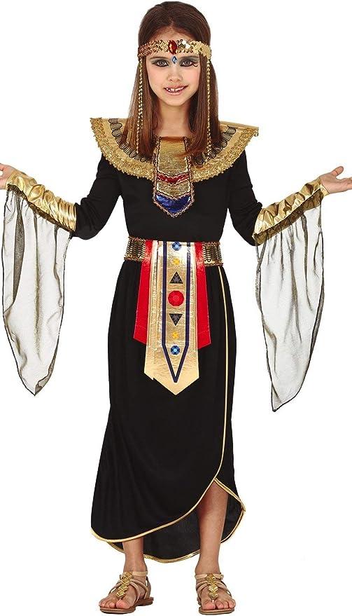 FIESTAS GUIRCA Disfraz Cleopatra Reina Egipcia Niño soberano ...