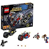 LEGO 76053 DC Comics Super Heroes Batman Gotham City Cycle Chase