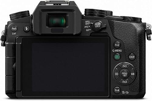 Lumix G7 Best Mirrorless Camera under $1000
