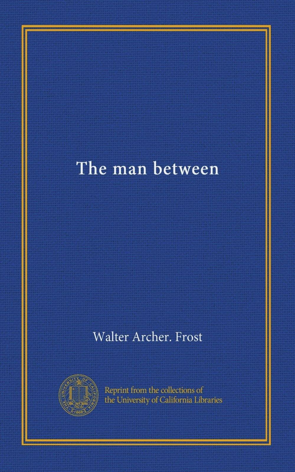 The man between ebook