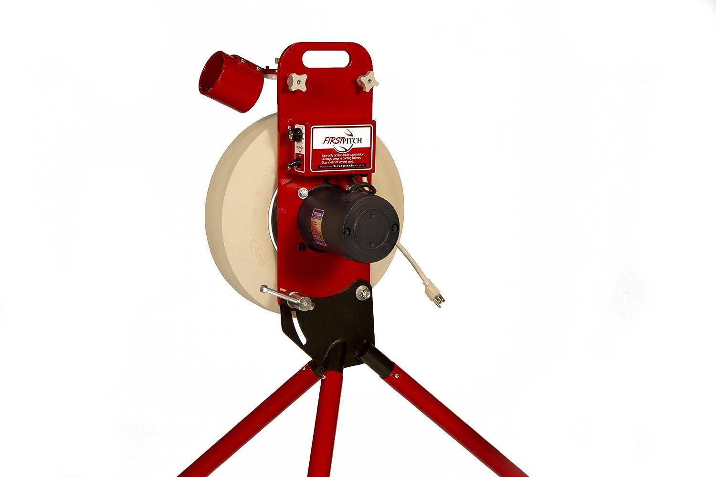 amazon com first pitch original baseball pitching machine