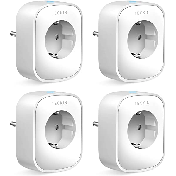Enchufe Inteligente WiFi Smart Plug Control remoto ZOOZEE ...