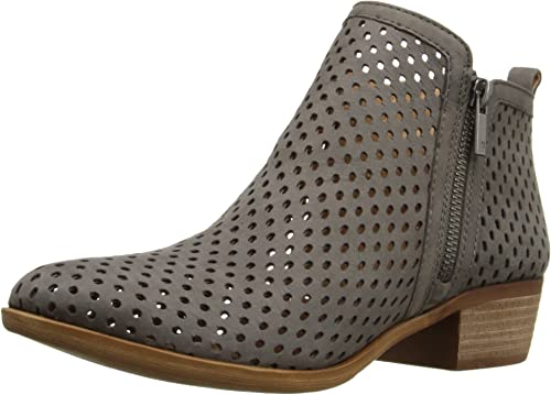 Amazon.com: Lucky Brand Basel3 Botines para mujer: Shoes