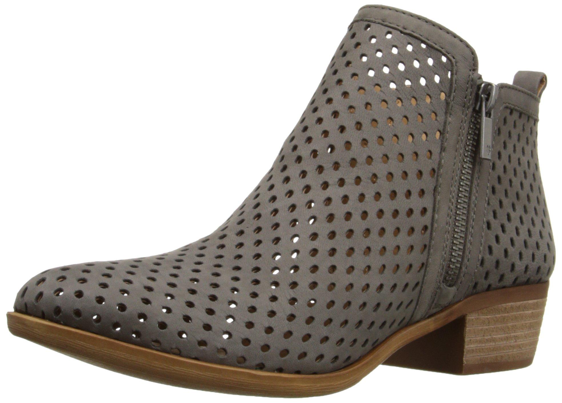 Lucky Brand Women's Basel3 Boot, Dark Stone, 9.5 M US by Lucky Brand