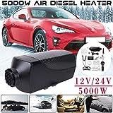 Gati-way Car air Diesel Heater 5KW 12V, Parking