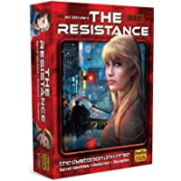 The Resistance (The Dystopian Universe) Game