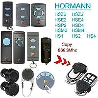 compatible 868MHz Hormann hsm2| HSM4| HS1| HS2| HS4|