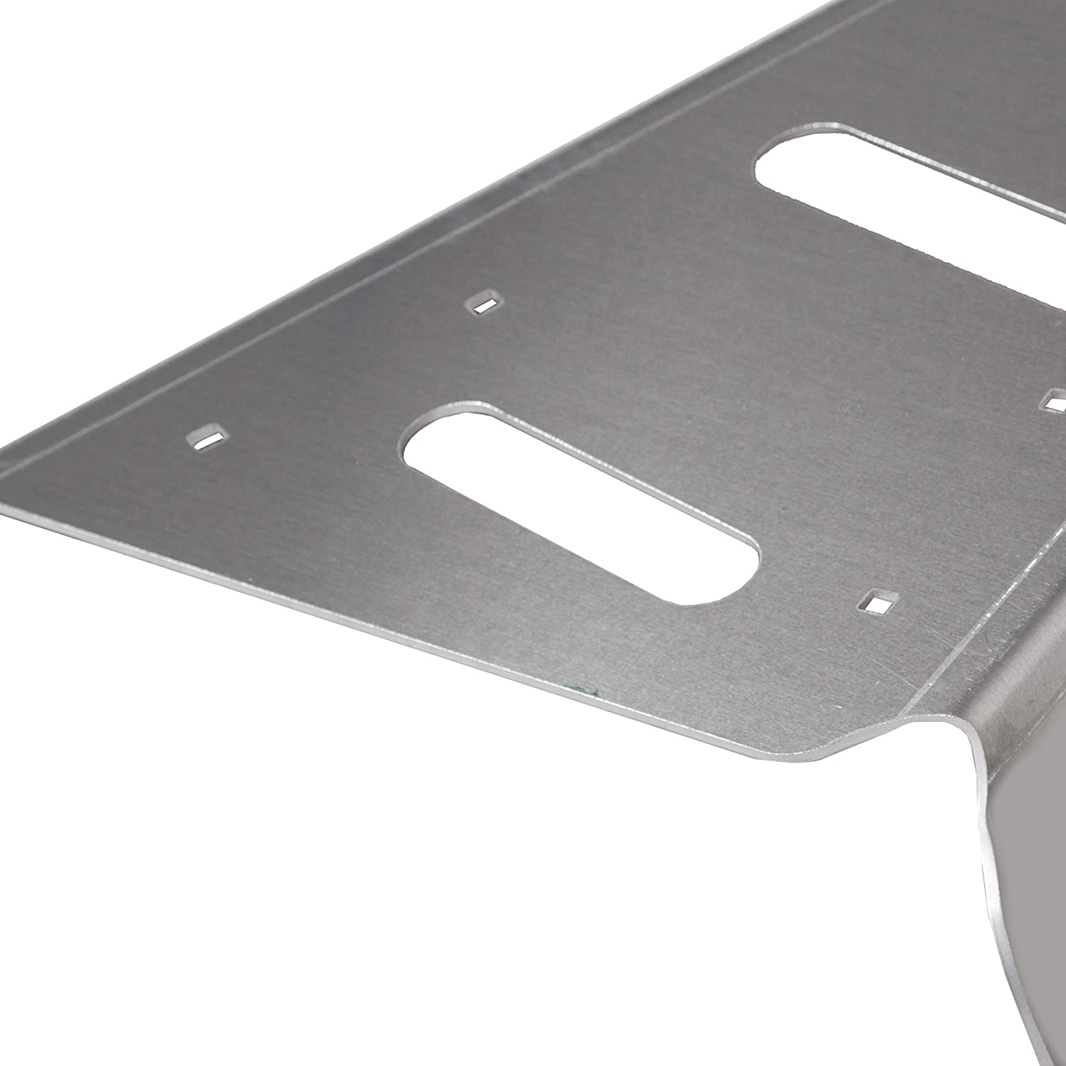 ECOTRIC 1//8Aluminum Front A-arm Guards Driver And Passenger Sides For 2014-2018 POLARIS RZR 1000 XP