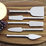 RSVP Endruance Stainless Steel Cheese Knife Set