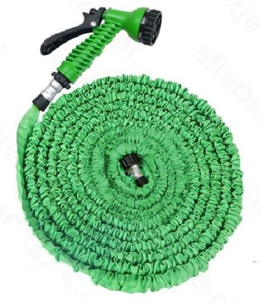 286 opinioni per Tubo magico elasticizzato per giardino, pompa estenisibile fino a 3 volte la sua