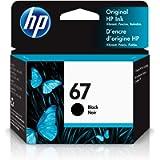 HP 67 | Ink Cartridge | Black | 3YM56AN