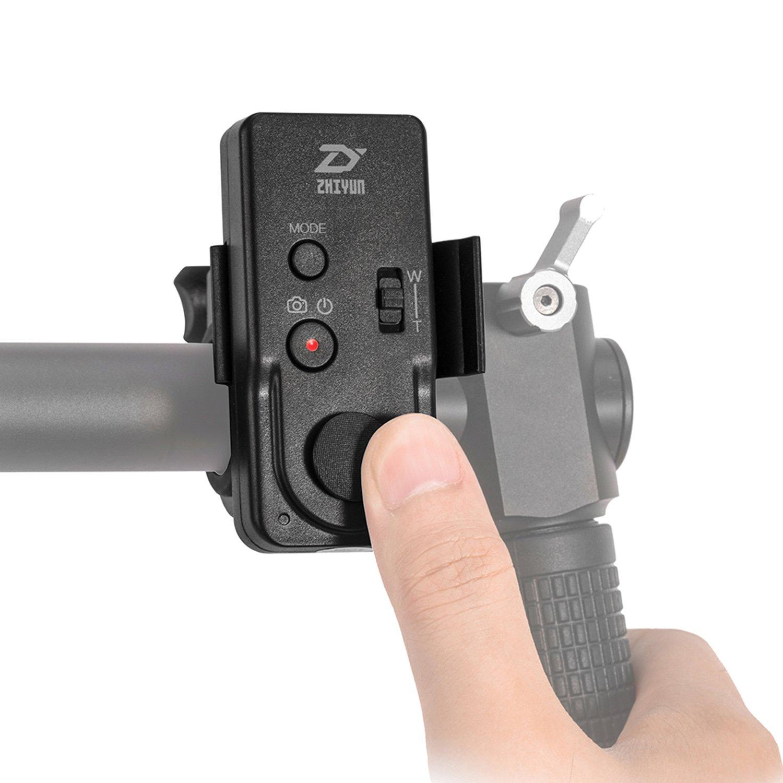 Zhiyun Wireless Remote Control for Zhiyun Crane-Plus/Crane V2/Crane-M Gimbal Stabilizer(ZW-B02) Zhiyun Official ZY08ZWB02