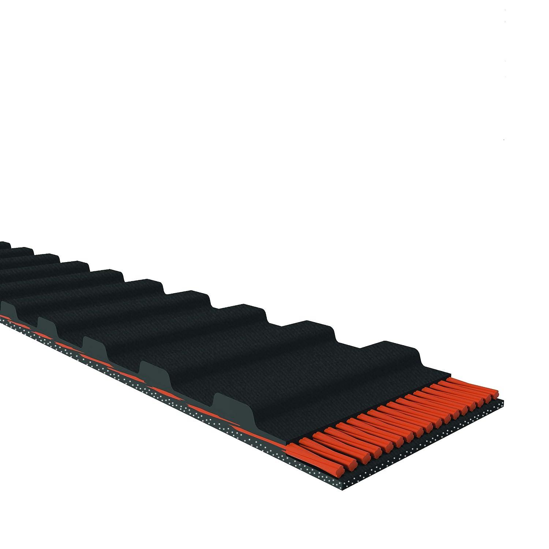 D/&D PowerDrive 430XL031 Timing Belt 43 Length XL Belt Cross Section Rubber