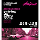 AriaProII アリアプロツー 5弦用ベース弦 Long Scale ロングスケール AGS-650