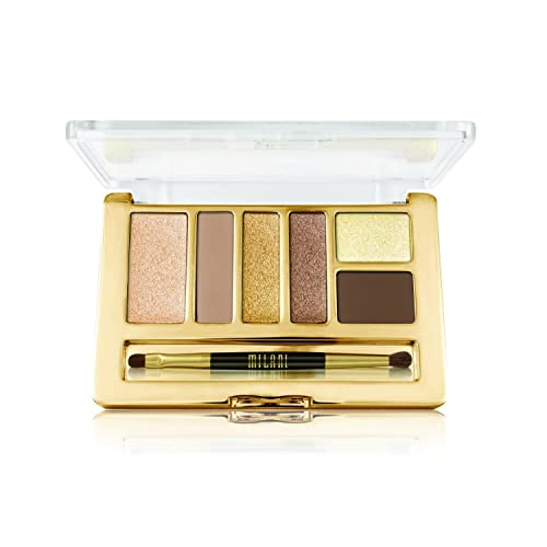 Milani Everyday Eyes Powder Eyeshadow, Bare Necessities, 0.21 Ounce