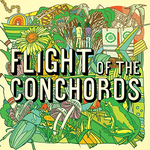 Flight Of The Conchords by FLIGHT OF THE CONCHO