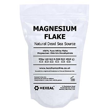 Losas de magnesio de 1 kg de calor, 100 % pura, para baño y jabón de magnesio: Amazon.es: Belleza