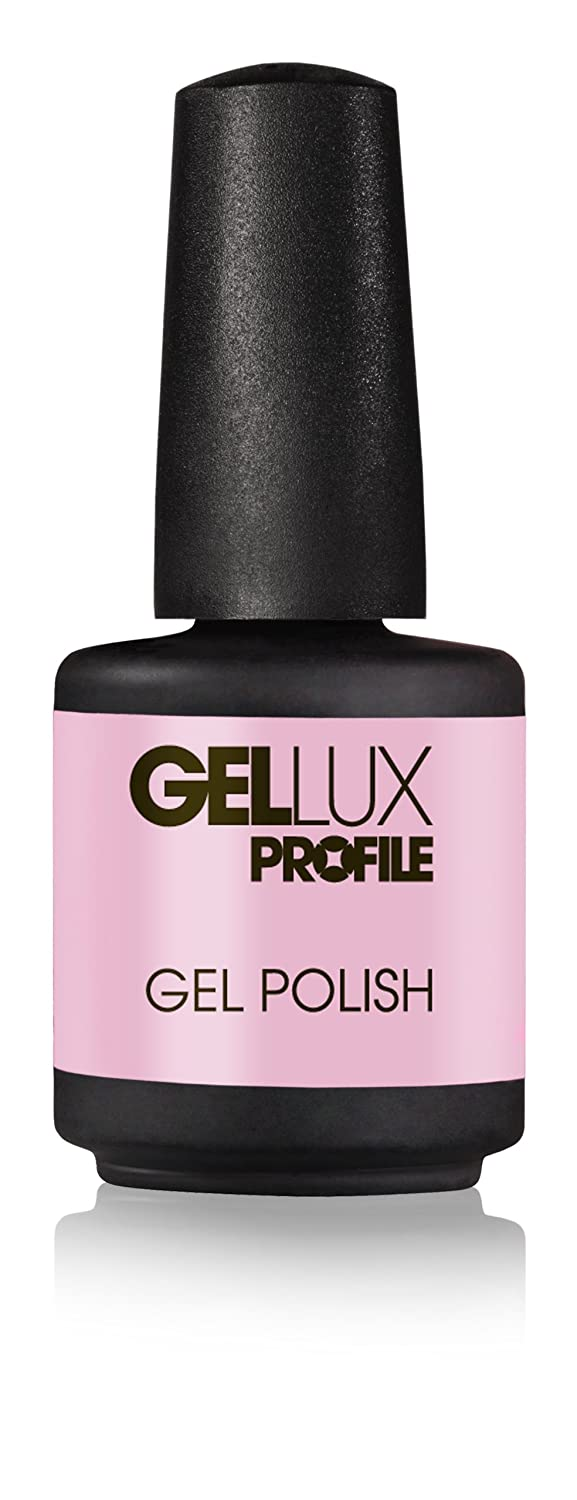 Salon System Profile Gellux Clear Base/Top 15ml 0212601