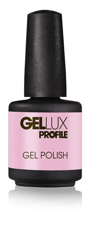 Salon System Profile Gellux Clear Base/Top 15ml 0212601