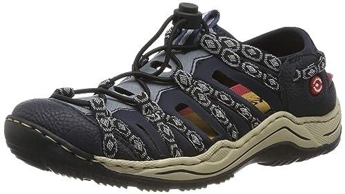 Rieker Damen L0577 18 Sneaker