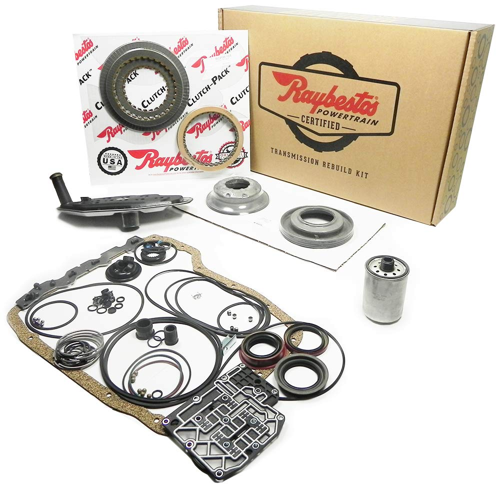 45RFE 99-03 AUTOMATIC TRANSMISSION REBUILD RAYBESTOS SUPER KIT