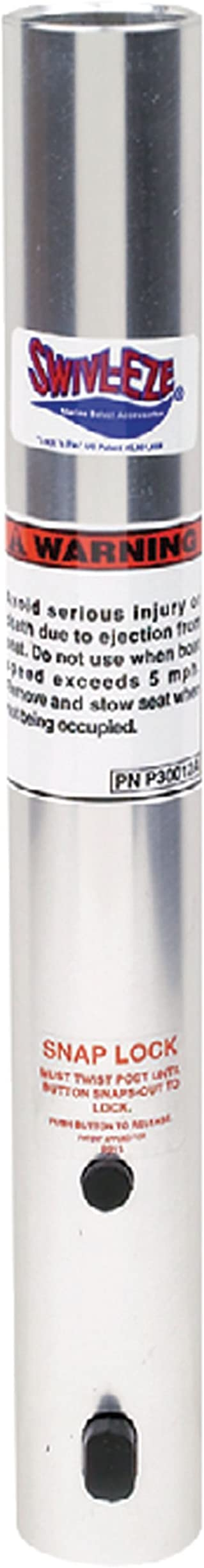 "Swivl-Eze Sp29130 Snap-Lock Pedestal Posts 13/"""