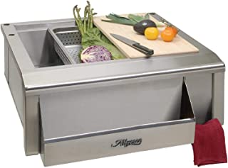 product image for Alfresco Prep Package For 30-Inch Apron Sink - SINK PKG