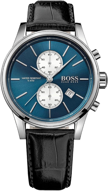 Hugo Boss–Reloj de Pulsera Hombre Jet Cronógrafo