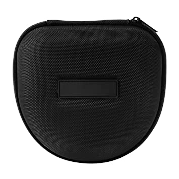XCSOURCE® Hard EVA Auriculares Bolsa Bolsa de Viaje (Negro) para Marshall Major I