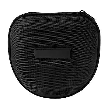XCSOURCE® Hard EVA Auriculares Bolsa Bolsa de Viaje (Negro) para Marshall Major I