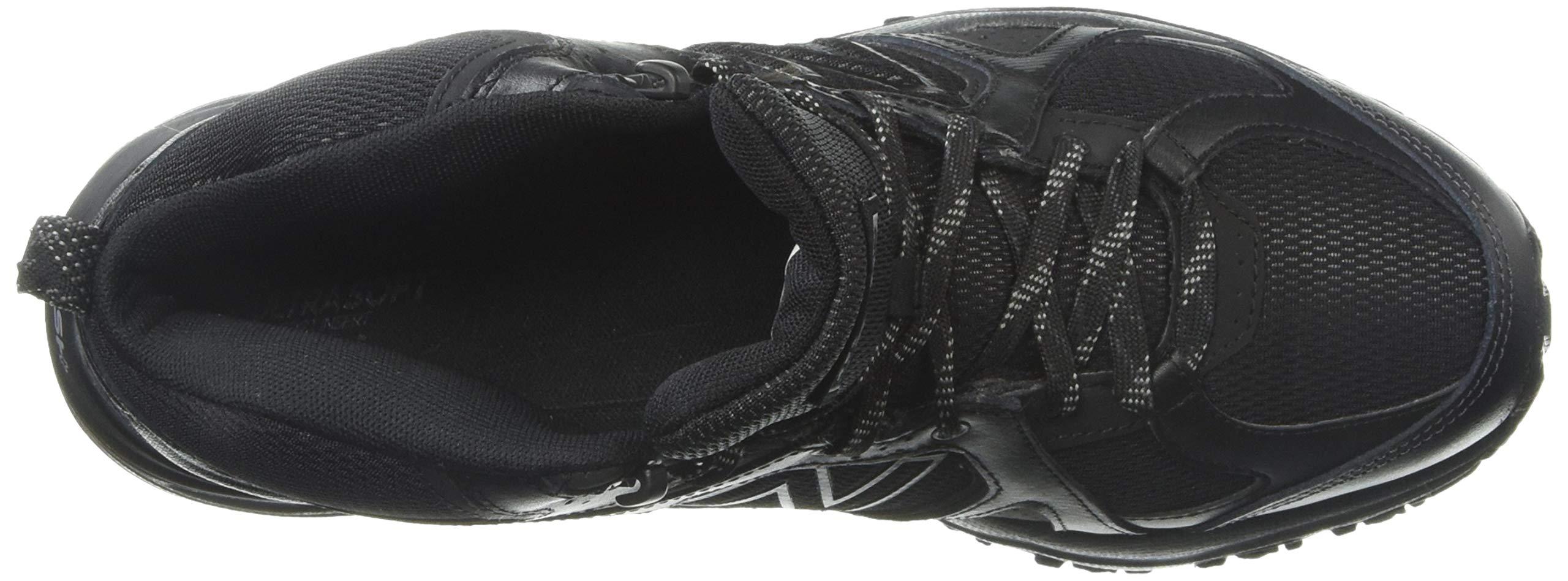 New Balance Men's 481 V3 Cushioning Trail Running Shoe Black/Magnet 9.5 D US by New Balance (Image #8)